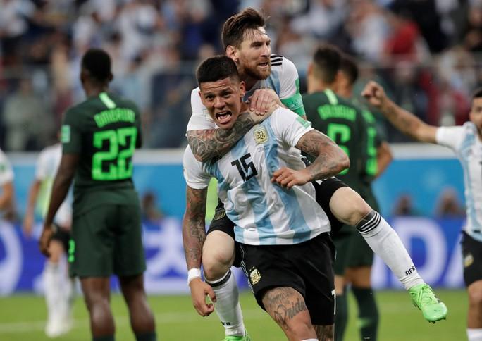 Kết quả dự đoán trúng thưởng trận Nigeria - Argentina - Ảnh 1.