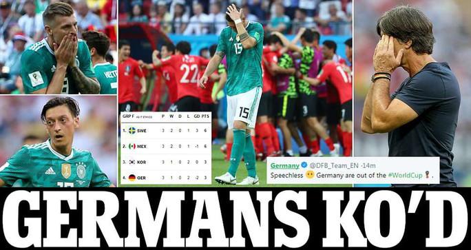 Báo chí Đức chửi đội nhà, dân Mexico cảm ơn Hàn Quốc - Ảnh 4.