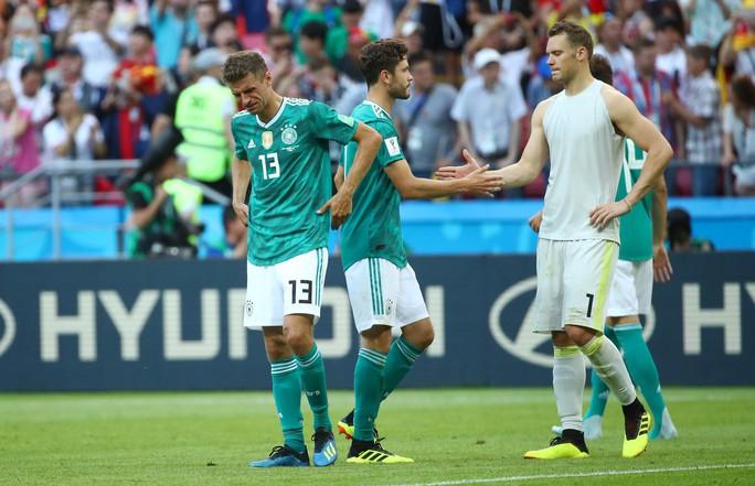 Báo chí Đức chửi đội nhà, dân Mexico cảm ơn Hàn Quốc - Ảnh 1.