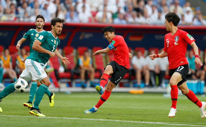 Báo chí Đức chửi đội nhà, dân Mexico cảm ơn Hàn Quốc - Ảnh 6.