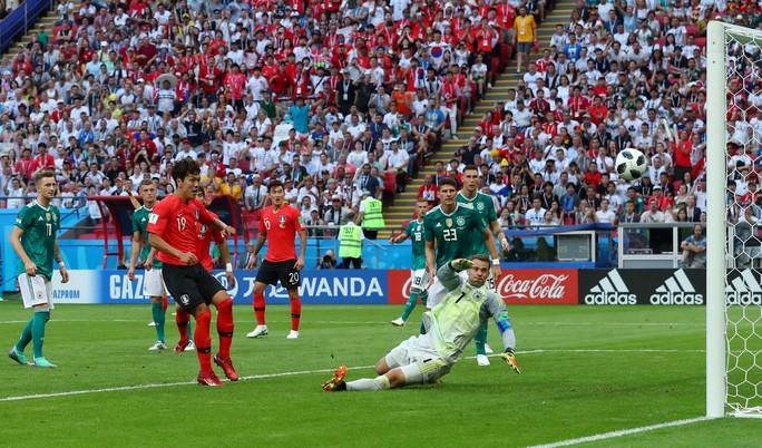 Báo chí Đức chửi đội nhà, dân Mexico cảm ơn Hàn Quốc - Ảnh 2.
