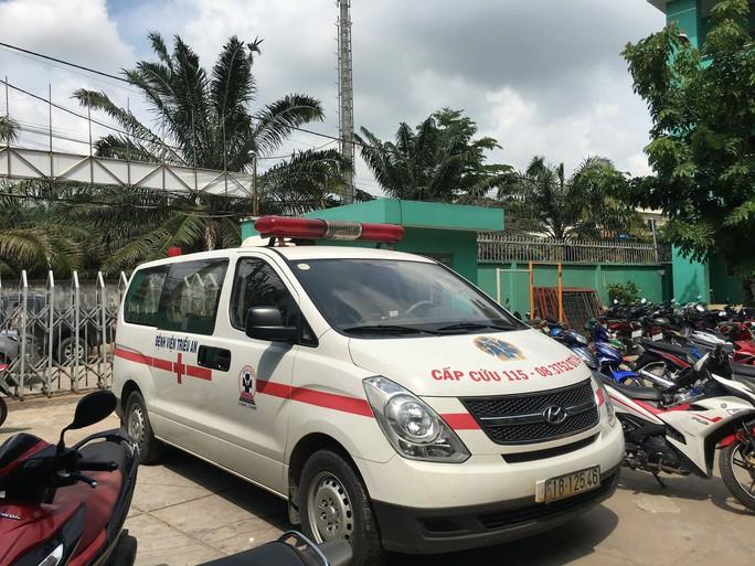 Bất ngờ nhân thân của kẻ trộm xe cứu thương ở Sài Gòn - Ảnh 2.