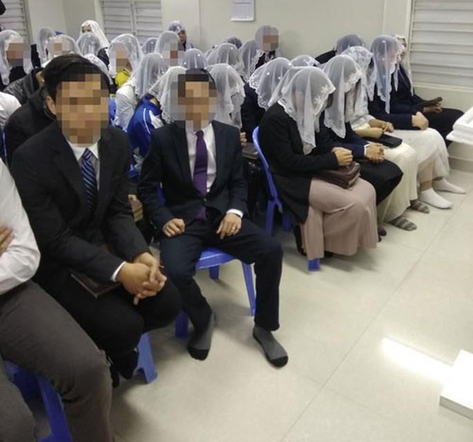 Ban Tôn giáo Chính phủ nói về nước thánh của Hội Thánh Đức Chúa Trời Mẹ - Ảnh 1.