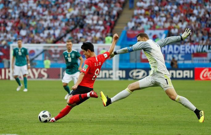 Hàn Quốc tạo đại địa chấn, loại Đức khỏi World Cup - Ảnh 5.