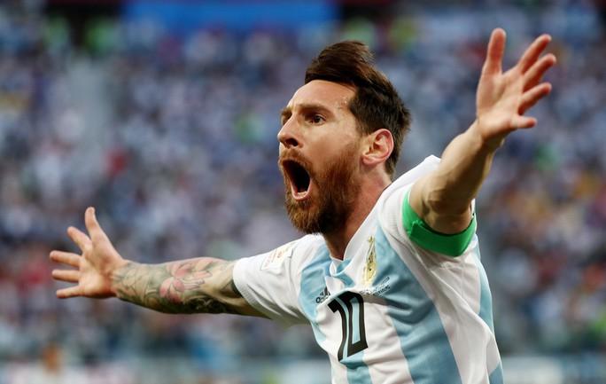 Iceland trắng tay, Argentina đoạt vé nghẹt thở trước Nigeria - Ảnh 10.