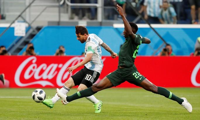 Iceland trắng tay, Argentina đoạt vé nghẹt thở trước Nigeria - Ảnh 9.