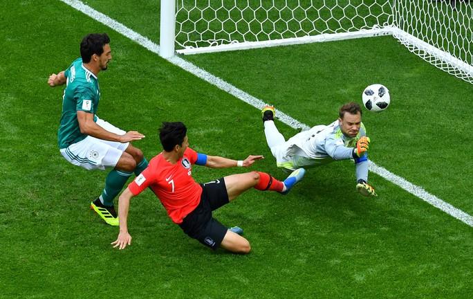 Hàn Quốc tạo đại địa chấn, loại Đức khỏi World Cup - Ảnh 2.