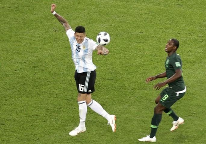 Drogba: Trọng tài không muốn Argentina bị loại - Ảnh 1.