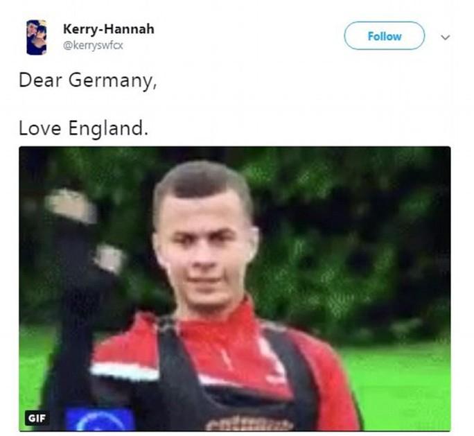 CĐV Đức dọa xử Ozil, người Anh sướng như vô địch World Cup - Ảnh 8.