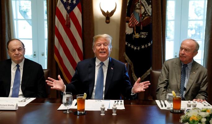 Lệnh cấm nhập cảnh của ông Trump bất ngờ thắng lớn - Ảnh 1.