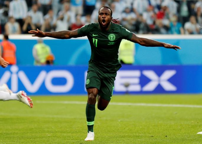 Iceland trắng tay, Argentina đoạt vé nghẹt thở trước Nigeria - Ảnh 12.