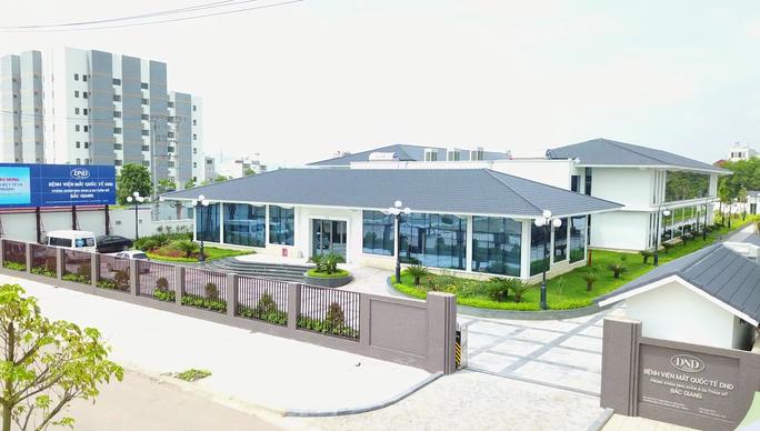 Bắc Giang có bệnh viện nghỉ dưỡng chất lượng quốc tế - Ảnh 1.