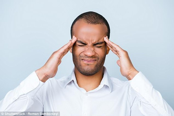 Đàn ông đau nửa đầu thường rối loạn cương dương - Ảnh 1.