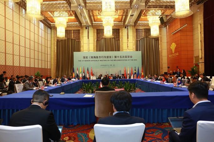 Việt Nam lo ngại về việc lắp đặt thiết bị quân sự ở biển Đông - Ảnh 2.