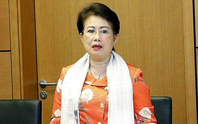 Bà Phan Thị Mỹ Thanh đi nước ngoài 10 lần trong 1 năm - Ảnh 1.