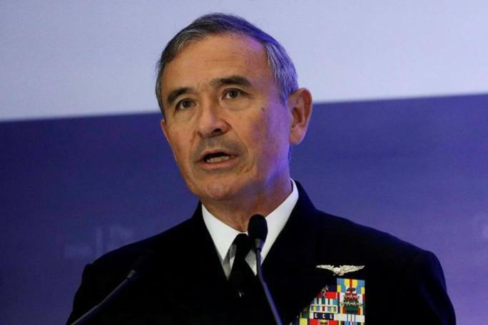 Mỹ phê chuẩn Đô đốc Harris làm đại sứ tại Hàn Quốc - Ảnh 1.