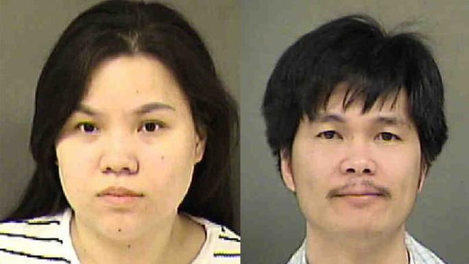 Mỹ: Bắt 2 nghi can buôn người tại tiệm làm móng - Ảnh 1.