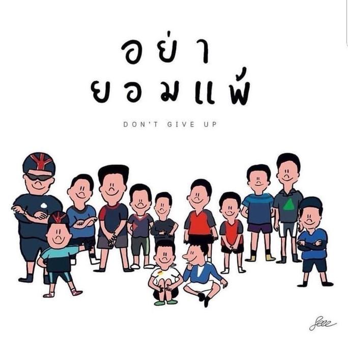 Thái Lan: Thả nhu yếu phẩm vào hang động, mong cứu sống đội bóng mất tích - Ảnh 9.