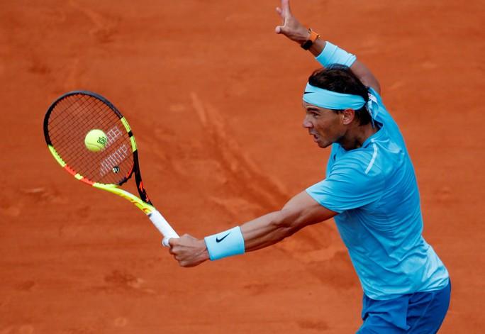 Roland Garros 2018: Nadal đánh bại Gasquet, tiến vào vòng 4 - Ảnh 5.