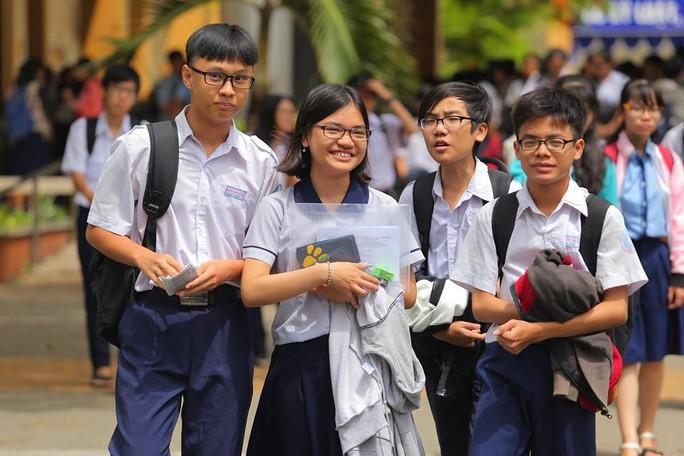 Ngày 13-6 công bố kết quả thi lớp 10 tại TP HCM - Ảnh 1.
