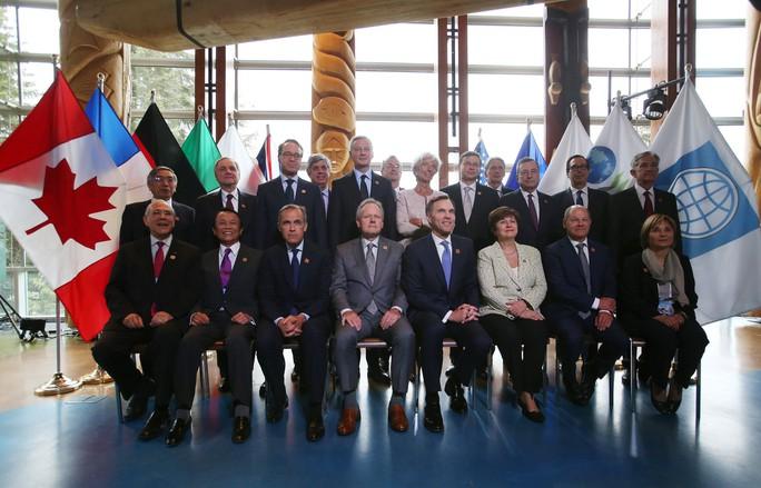 G7 chia rẽ kiểu G6 +1, không khí cuộc họp bất thường chưa từng thấy - Ảnh 1.