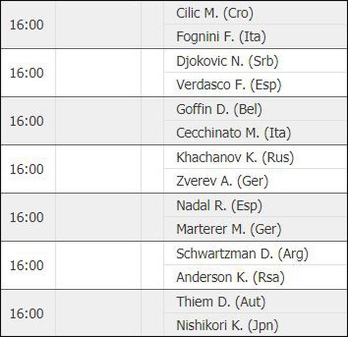 Roland Garros 2018: Nadal đánh bại Gasquet, tiến vào vòng 4 - Ảnh 7.