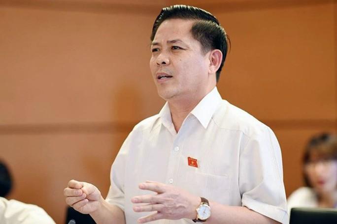 Bộ trưởng GTVT Nguyễn Văn Thể mở hàng chất vấn, nóng BOT - Ảnh 1.