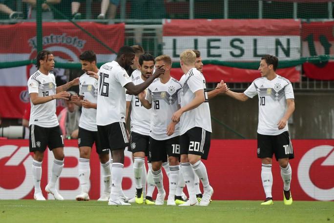 Anh thắng khó Nigeria, Đức bất ngờ thua Áo - Ảnh 8.