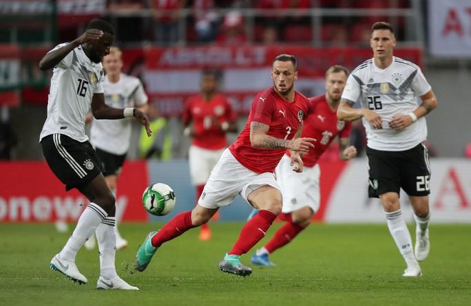 Đội tuyển Đức: Lo từ giao hữu - Ảnh 1.