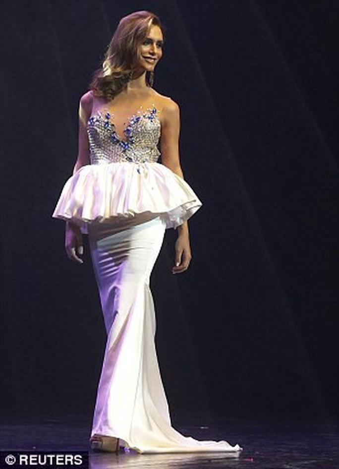 Người chuyển giới đầu tiên đăng quang Hoa hậu Hoàn vũ Tây Ban Nha - Ảnh 5.
