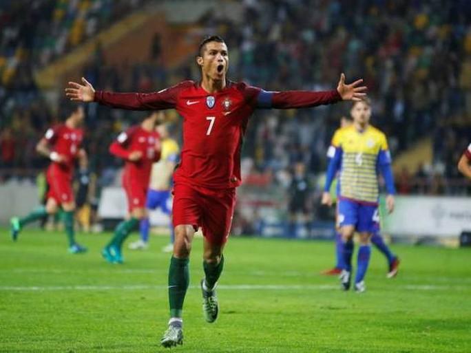 """""""Bồ Đào Nha không phụ thuộc Ronaldo"""" - Ảnh 1."""