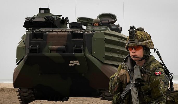 Công nghệ quân sự hiện đại thống trị RIMPAC 2018 - Ảnh 11.