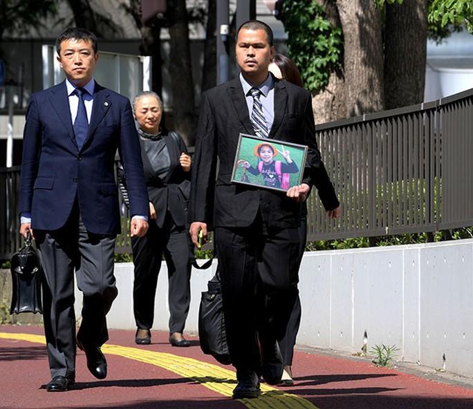 Xử vụ sát hại bé Nhật Linh: Bị cáo chối tội tới cùng - Ảnh 1.