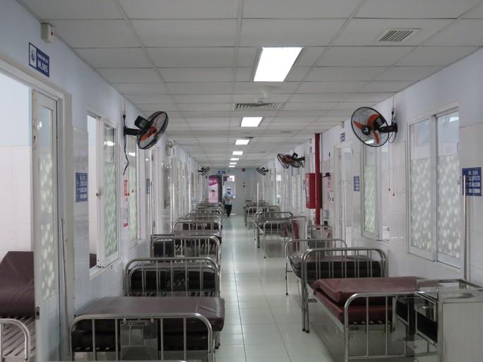 Ổ dịch cúm ở BV Từ Dũ: 12 giờ trưa nay mở lại lầu 5 - Khoa Nội soi - Ảnh 3.