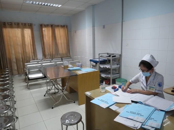 Ổ dịch cúm ở BV Từ Dũ: 12 giờ trưa nay mở lại lầu 5 - Khoa Nội soi - Ảnh 5.