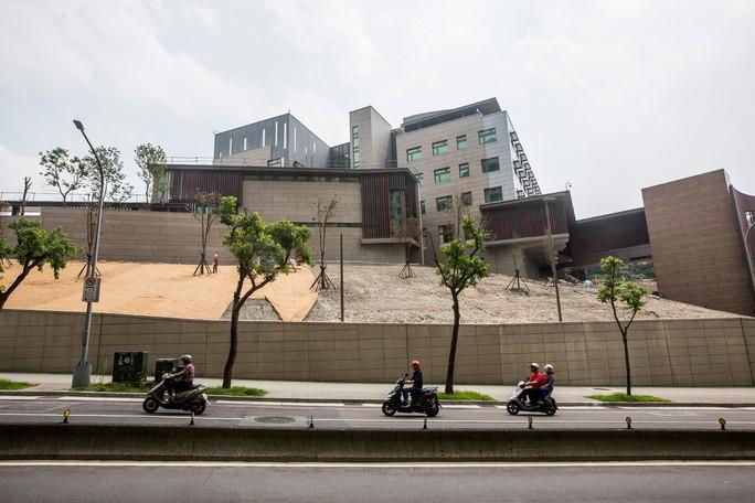 Mỹ - Trung và cái gai Đài Loan - Ảnh 1.