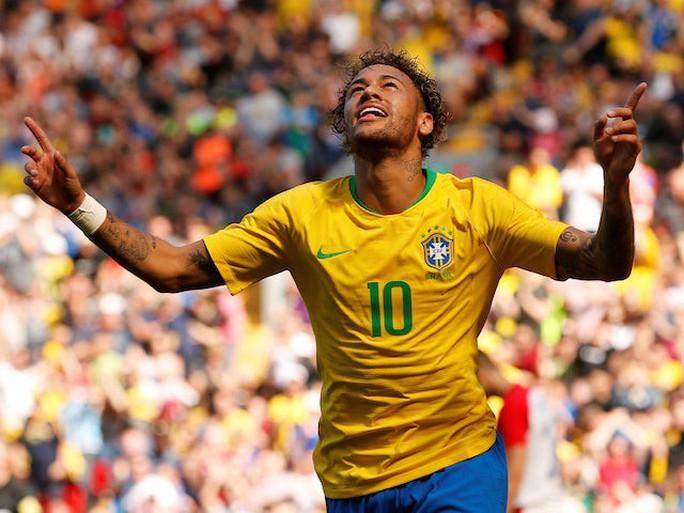 Neymar bùng nổ ngày tái xuất, Brazil thắng thuyết phục Croatia - Ảnh 7.