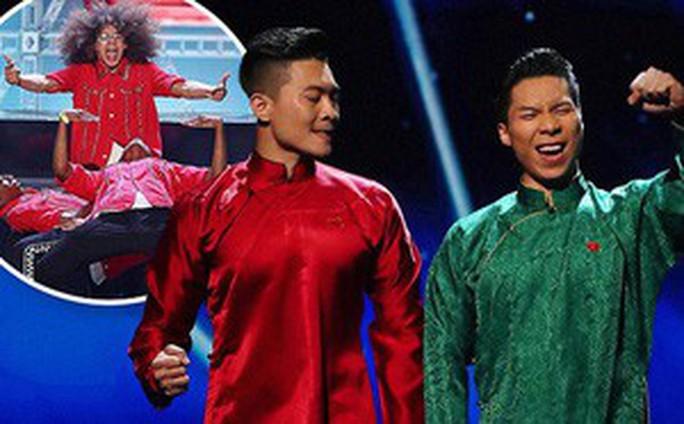 Anh em Cơ-Nghiệp trải lòng sau chung kết cuộc thi Britains got talent - Ảnh 1.