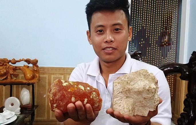 KỲ LẠ: Hai viên đá thơm như nước hoa, 5 tỉ chưa bán - Ảnh 5.
