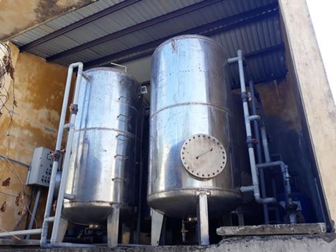 Hệ thống xử lý nước thải đắp chiếu suốt 8 năm - Ảnh 2.