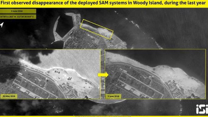 Truyền thông Mỹ: Trung Quốc rút hệ thống tên lửa khỏi đảo Phú Lâm - Ảnh 2.