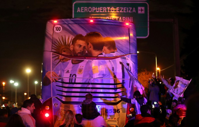 Bị dọa đốt áo đấu, Argentina hủy trận giao hữu với Israel - Ảnh 3.