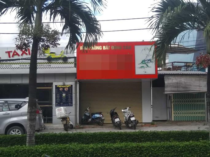 """Các văn phòng môi giới bất động sản """"tháo chạy"""" khỏi Phú Quốc - Ảnh 4."""