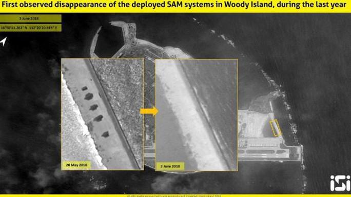 Truyền thông Mỹ: Trung Quốc rút hệ thống tên lửa khỏi đảo Phú Lâm - Ảnh 1.