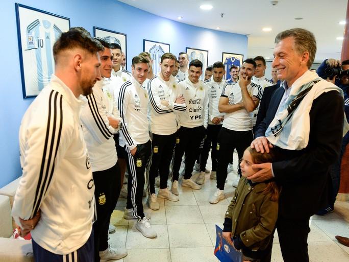 Bị dọa đốt áo đấu, Argentina hủy trận giao hữu với Israel - Ảnh 4.