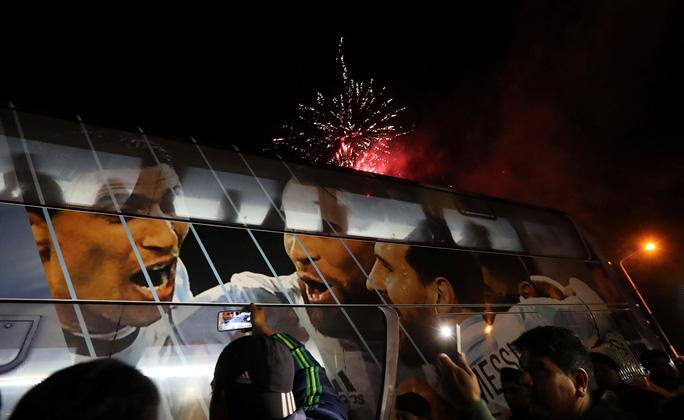 Bị dọa đốt áo đấu, Argentina hủy trận giao hữu với Israel - Ảnh 2.