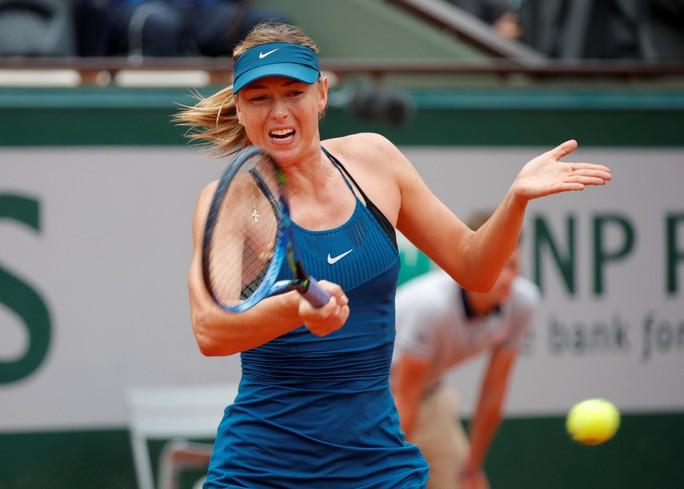 Sharapova: Roland Garros tạo đà hứng khởi để giành danh hiệu Wimbledon thứ 2 - Ảnh 8.