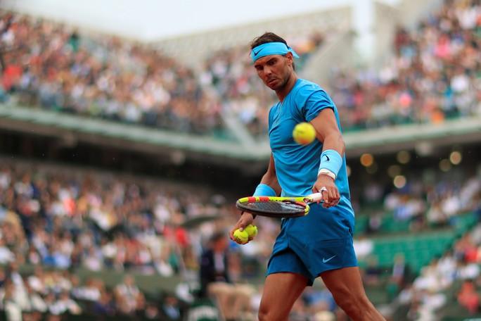 Sharapova: Roland Garros tạo đà hứng khởi để giành danh hiệu Wimbledon thứ 2 - Ảnh 9.