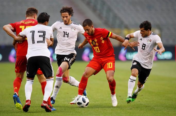 Quỷ đỏ khoe nanh vuốt, Ai Cập thua tan tác ở Brussels - Ảnh 3.