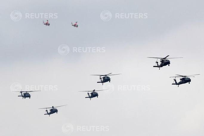 Bị Trung Quốc đe dọa, Đài Loan tập trận lớn - Ảnh 5.